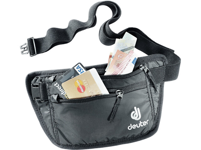 Deuter Security Money Belt I RFID Block, black